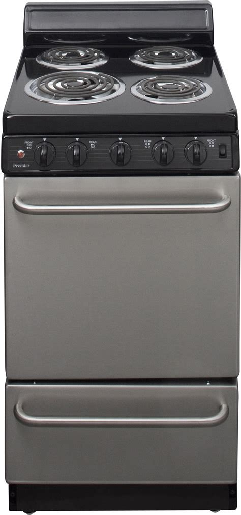 Premier EAK600BP 20 Inch Freestanding Electric Range with