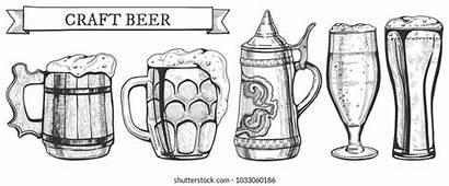 Beer Stein Glass German Mug Shutterstock