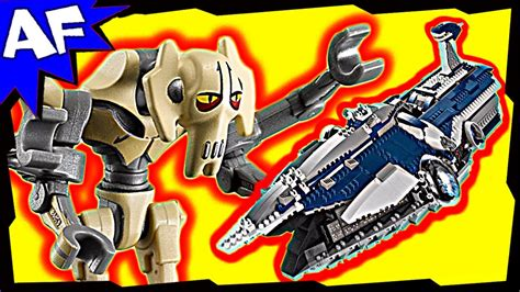 general grievous malevolence  lego star wars animated