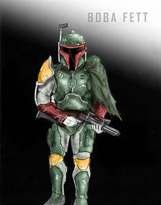 BOBA FETT 2015 (Concept Art) by Lledroc on DeviantArt