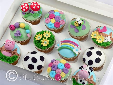 the creative cake academy baking cupcakes ii cupcakes 824 | c91c352167f4cc5cd8df29bbd4a4edef