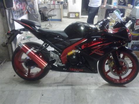 R15 Light Modification by R15 Modified As Black R6 R15 Modifications By Rahul