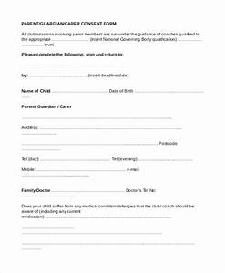 Sample parental consent form 10 free documents in word pdf for Consent form template for children