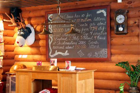 bureau du pere noel voyage en laponie finlandaise rovaniemi max sauter
