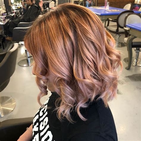 New Hair Color Trends For Hair by 2019 Hair Color Trends