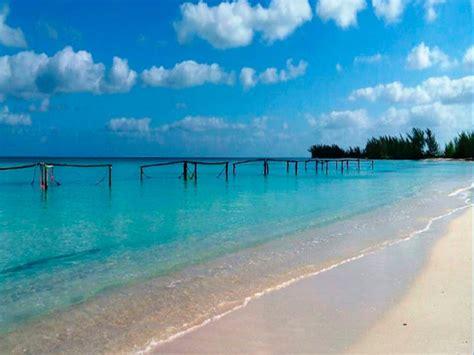 Estas playas de Quintana Roo están libres de sargazo ...