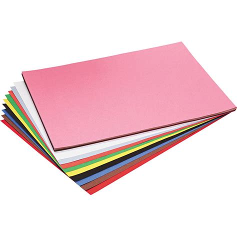 "Classroom Keepers Construction Paper Storage, 12"" X 18"