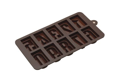 Kitchen Craft Number by Sweetly Does It Chocolate Numbers Silicone Mould