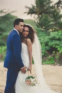 wedding marriage married my wedding to aaron tredwell in hawaii janet mock