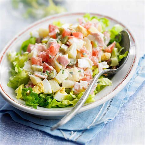 recettes de cuisine fr3 salade piémontaise facile et pas cher recette sur cuisine actuelle