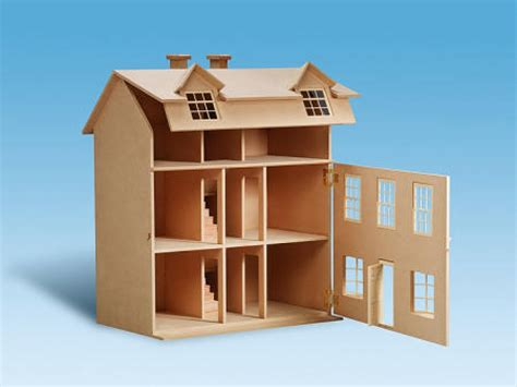 wood doll house plans dollhouse floor plans building