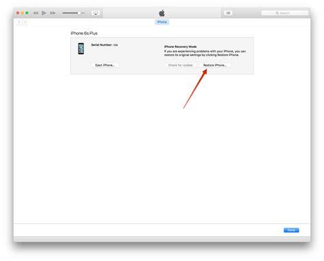 dfu restore iphone การเข า dfu mode ของ iphone ipod touch
