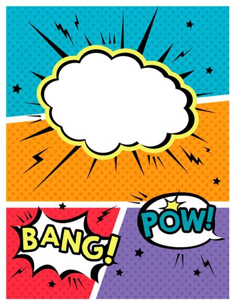 Comic Book Binder Cover
