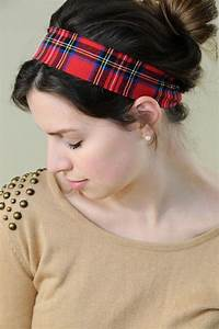 Easy, Recycled DIY Headband
