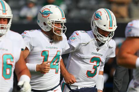 miami dolphins   multiple quarterbacks