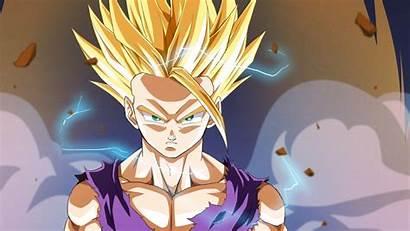 Gohan Dragon Ball Super Saiyan Son Anime