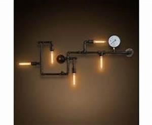 Lampe Murale Industrielle : lampe industrielle acheter lampes industrielles en ligne sur livingo ~ Teatrodelosmanantiales.com Idées de Décoration