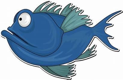 Fish Clipart Cartoon Clip River Onlinelabels Transparent