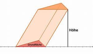 Grundfläche Berechnen Prisma : prisma mathe artikel ~ Themetempest.com Abrechnung