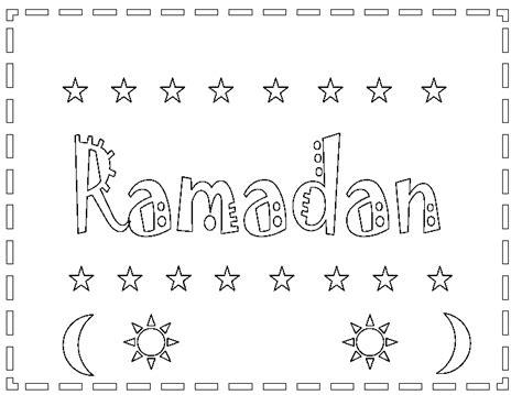 Kleurplaat Eid by Islam Kleurplaten Ramadan