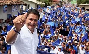 """Califican a Hernández """"claro"""" ganador de comicios hondureños"""