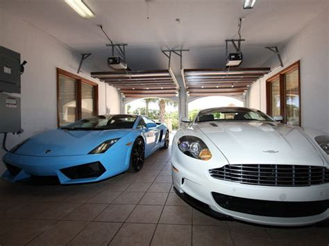 ultimate garages  exotic cars   home