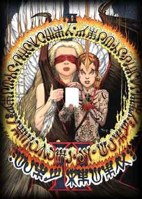 kalutas nativity  black ii pick  card