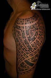 Tatouage Polynesien Avant Bras Signification Tatouage Bracelet Bras