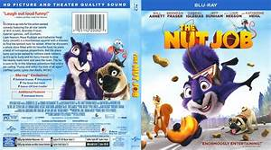 The Nut Job - Movie Blu-Ray Scanned Covers - The Nut Job ...