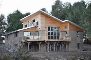 Home On Earth : castleton residence insulated rammed earth fine homebuilding ~ Markanthonyermac.com Haus und Dekorationen