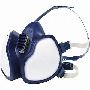 Masque Pour Peinture : demi masque peinture 3m masque de protection ~ Edinachiropracticcenter.com Idées de Décoration