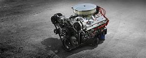 350 Ho Small Block Crate Engine