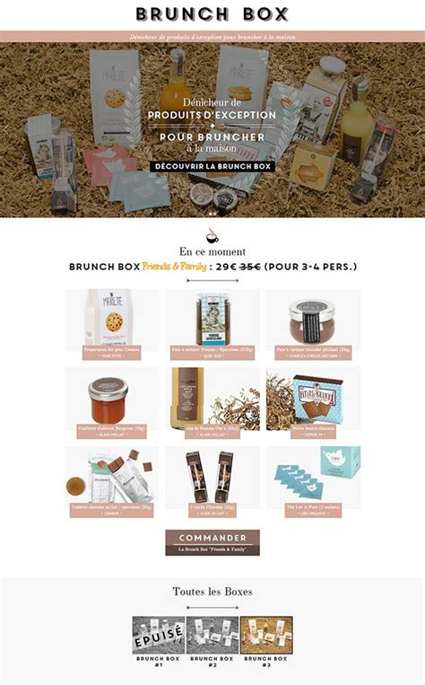 code promo amazon cuisine et maison code promo amazon maison brunch box sur un air