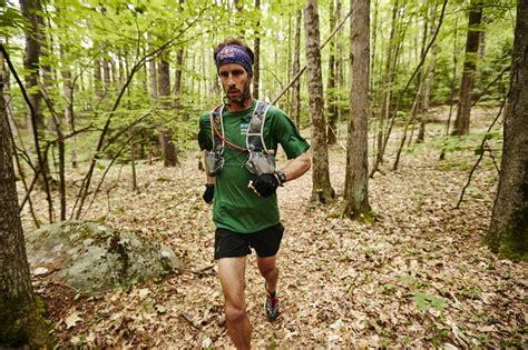 fast appalachian trail hiking subject
