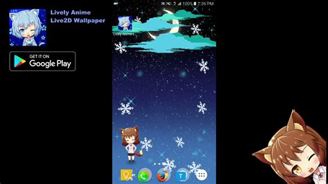 Lively Anime Live Wallpaper - akane lively anime live wallpaper app