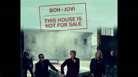 Bon Jovi  This House Is Not For Sale  Guitar & Bass