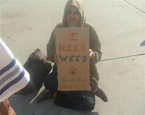 Unusual Begging Methods
