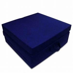 Schaumstoff Matratze 140x200 : schaumstoff matratze klappmatratze g stebett blau 190 x 70 x 9 cm g nstig kaufen ~ Markanthonyermac.com Haus und Dekorationen