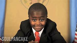 The First Kid President Episode Ever! - YouTube  Kid