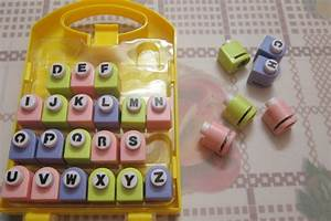 aliexpresscom buy 26 english letter alphabet craft With large letter paper punch