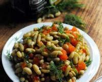 cuisiner des flageolets frais recettes de salade de flageolets les recettes les mieux
