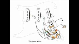 9-way Stratocaster Wiring Mod