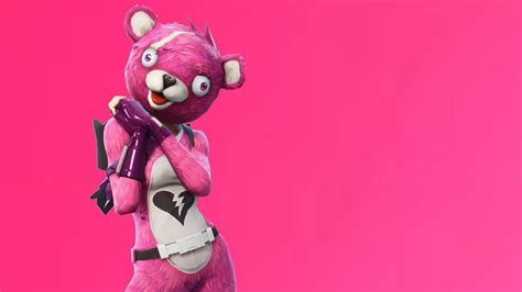 Are We Getting A Pretty Pink Bear Hero This Week?