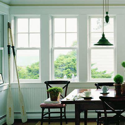 andersen  series double hung window farmhouse windows double hung windows window grids