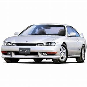 Nissan Silvia  S14    Repair Manual