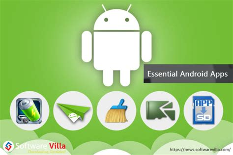 essential apps for android 6 essential apps for android non trivial list of must use