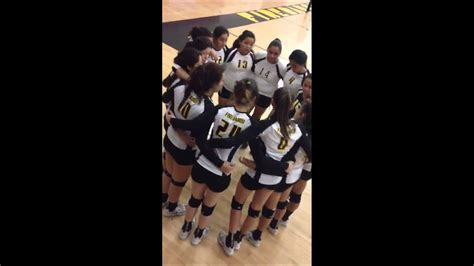 lady falcons volleyball chant youtube