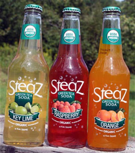 green tea soda steaz sparkling green tea soda taste test and review