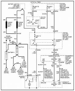 Wiring Diagram For 2007 F 350
