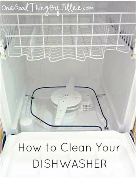 how to clean a dishwasher 17 best ideas about dishwasher cleaning tips on pinterest clean washer vinegar deep cleaning